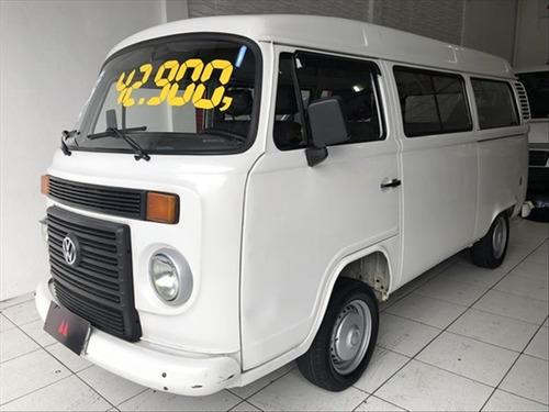 Imagem 1 de 12 de Volkswagen Kombi 1.4 Mi Std 8v