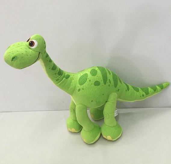 Pelucia Tipo Do Filme O Bom Dinossauro Verde 50cm Oferta