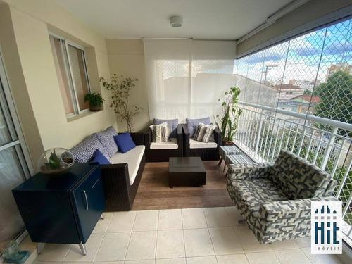 Imagem 1 de 24 de Apartamento À Venda, 103 M² Por R$ 910.000,00 - Jardim Da Saúde - São Paulo/sp - Ap3944