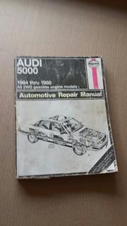 Audi 5000 Haynes Repair Manual