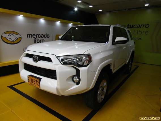 Toyota 4runner At Abs Aa