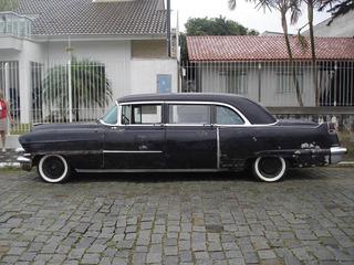 Cadillac Limousine 1956 - Parcelo - Tenho Outros Antigos!!!!
