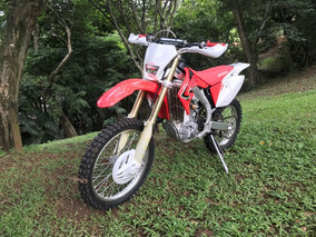 Honda Crf 450x 2015
