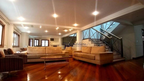 Sobrado Com 4 Dormitórios À Venda, 360 M² -  Água Fria - São Paulo/sp - So0432