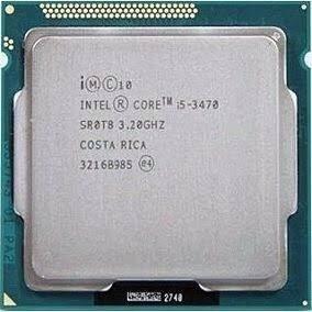 Processador I5 3470 1155 3.2ghz 3 Geração Garantia
