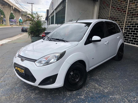 Ford Fiesta Hatch Se 1.0 8v Rocam Flex 2014 - Impecavel