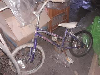Bicicleta Chicos Niños