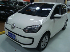 Volkswagen Up! Move 1.0 Flex 2015 Branco 19.900 Km/ Completo