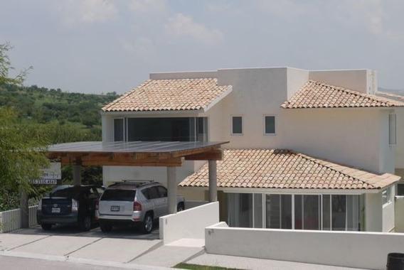 Casa En Condominio En Venta, Camelias, Amanali Club De Golf &náutica