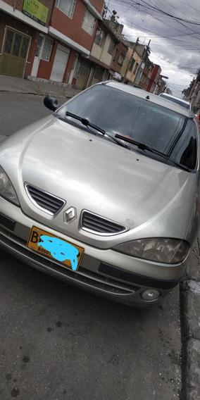 Renault Mégane Automóvil 2003