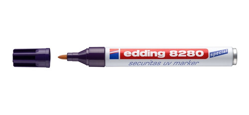 Marcador Ultravioleta Edding 8280