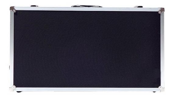 Case Pedal Board Para Pedais Pedaleira Boss Zoom 60x33x10 Ct