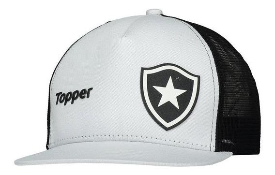 Boné Topper Botafogo Atleta Branco