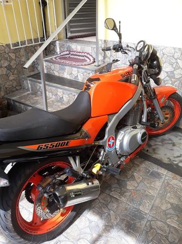 Suzuki Gse.500