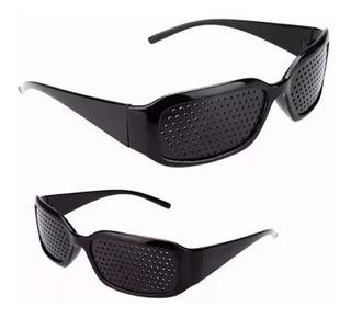 Óculos Reticulado Yoga Auxilia Correção De Grau 1 Unidade