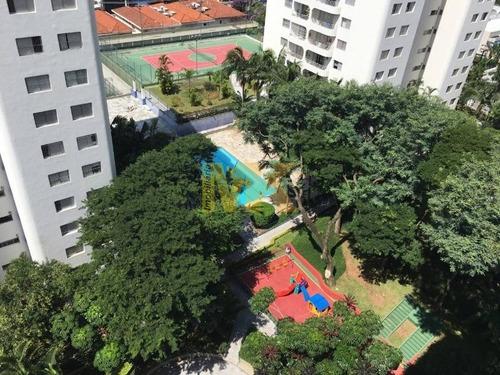 Apartamento 4 Dormitorios Sendo 01 Suite  Rua Cantagalo Tatuapé Condomínio Tarragona Aceita Financiamento Bancario - 41