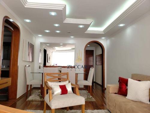 Lindo Apartamento No Macedo, Condomínio Lisboa, 88m², 1 Vaga, Estuda Permuta. - Ap16300