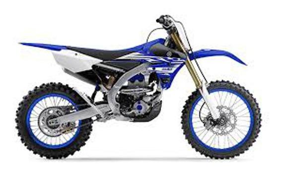 Moto Enduro Yamaha Yzf250fx