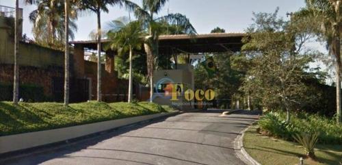 Imagem 1 de 1 de Chácara Com 3 Dormitórios À Venda, 1500 M² Por R$ 850.000,00 - Condomínio Ville De Chamonix - Itatiba/sp - Ch0160