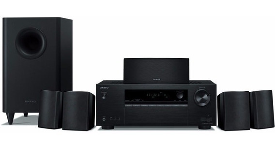 Home Theater 5.1 Completo Onkyo Ht-s3910 Bluetooth 4k Hdr