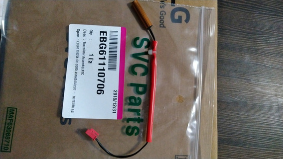 Termistor (sensor) Lg (ebg61110706)