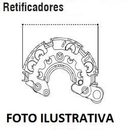 Ponte Retificadora P/ Mercedes Cam 94 12v 90a Mbenz Caminhao