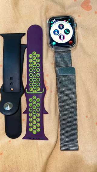 Apple Watch Serie 4 44mm Estensible Milanese Original