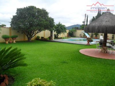 Casa Residencial À Venda, Recreio Maristela, Atibaia. - Ca2503