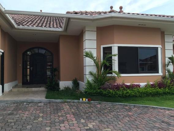 Alquiler Casa En Costa Sur #18-3310hel**