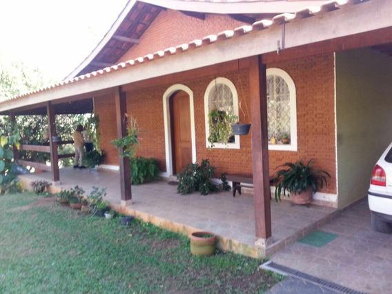 Casa Em Atibaia Otima Localizaçao Tipo Sobrado+terreno