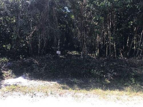 Terreno No Litoral Em Itanhaém/sp Medindo 415m2 - Ter015