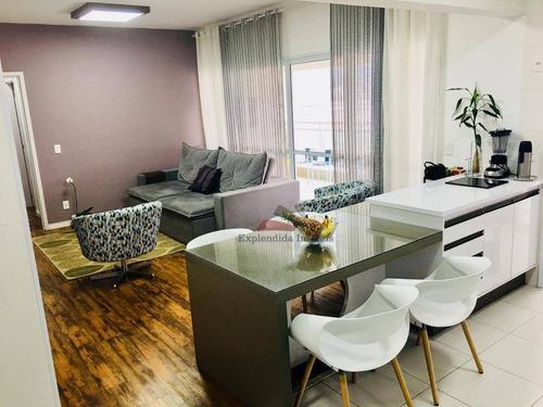 Apartamento Life Club 3 Dorm. À Venda - Patteo Mogilar - Mogi Das Cruzes/sp - Ap0289
