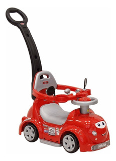 Carro Montable Bebe Prinsel Discovery Boy 2 En 1 Push Car