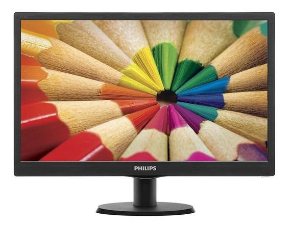 Monitor Pc 19 Pulgadas Philips Led Hdmi Vga 1366 X 768