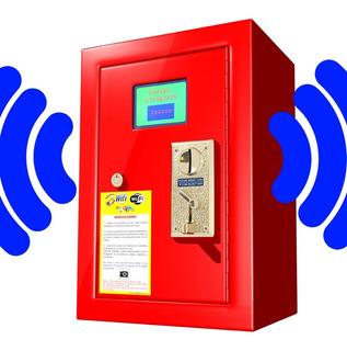 Máquina Expendedora De Wifi Internet Por Hr Hotspot Dinero