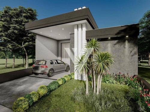 Imagem 1 de 12 de Casa Com 3 Dormitórios À Venda - Condomínio Terras De São Francisco - Sorocaba/sp - Ca1826