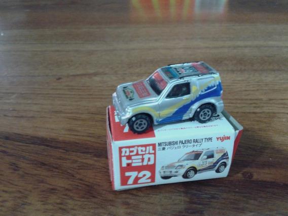 Mitsubishi Rally - 2000 - Tomica China - Esc: 1:87 - 3,5 Cm