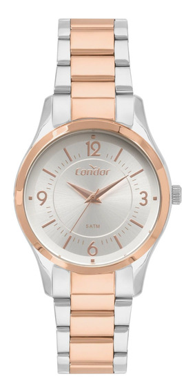 Relógio Feminino Condor Rose Original Co2036kvn/5k
