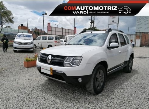 Renault Duster Dynamique Id 38374 Modelo 2017