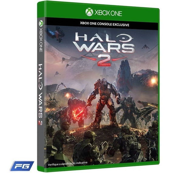 Jogo Halo Wars 2 Xbox One Pt Br
