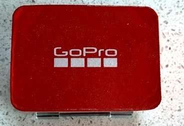 Floaty (boia) Gopro Hero 5 6 7