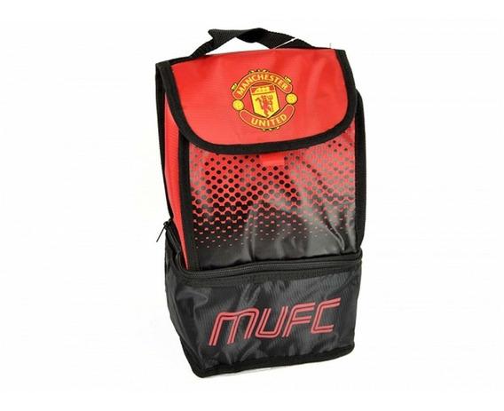 Manchester United Fc Lonchera Aislante Termico