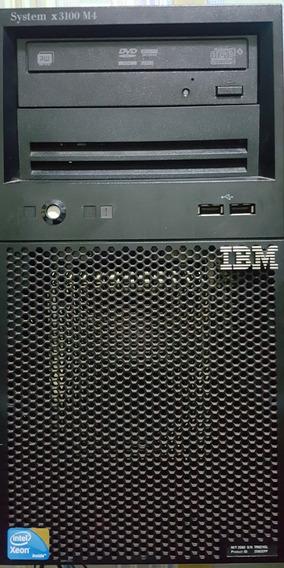 Servidor Ibm System X3100 M4 Express Models