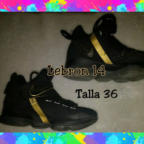 1cb04f761f9 Lebron James 14 Nike Deportivo Botas Niños Unisex Dama