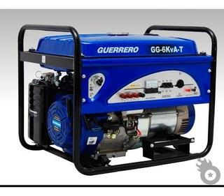 Grupo Electrogeno Gg 6kva Trifasico Generador Guerrero