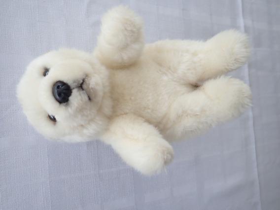 Pelúia Urso Polar - Wwf World Wildlife Fund