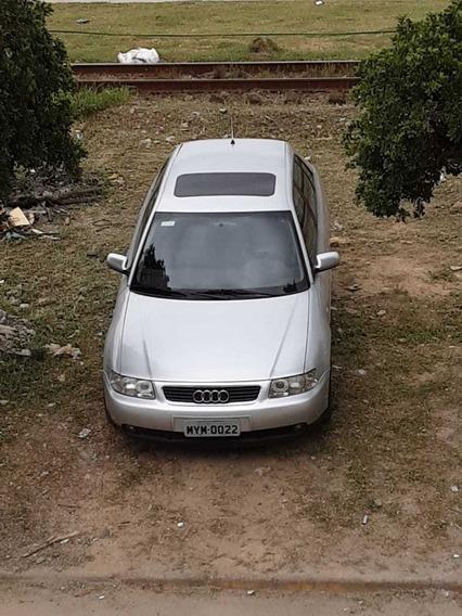 Audi A3 1.8 20v Aspirada 5p 2004 Com Teto Solar - Linda!