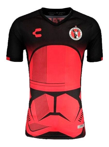 Camisa Do Tijuana Do México Star Wars Oficial - Mega Oferta