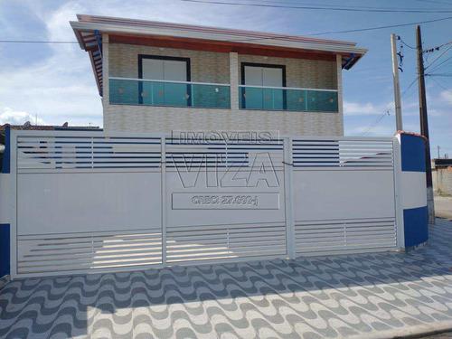Imagem 1 de 30 de Casa De Condomínio Com 2 Dorms, Princesa, Praia Grande - R$ 190 Mil, Cod: 2111 - V2111