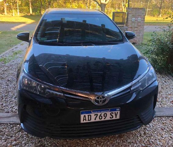 Toyota Corolla 2019 1.8 Xli Cvt 140cv
